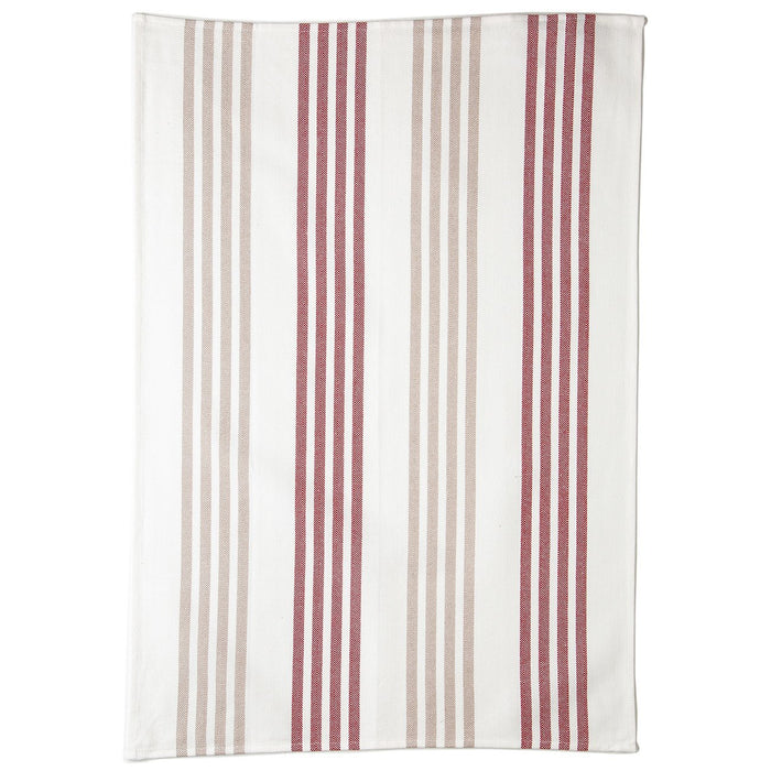 Red Set of 3 Cuisine Towels