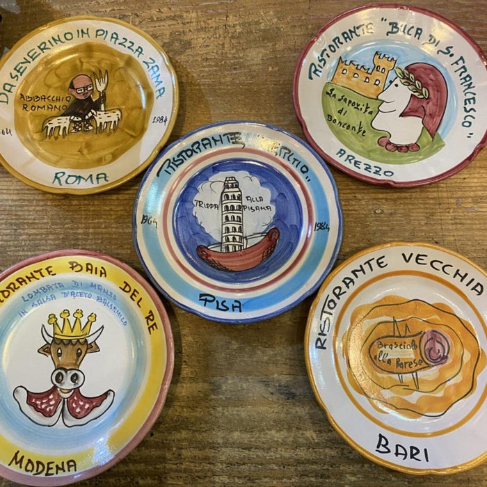 Restaurant Plates (Assorted)