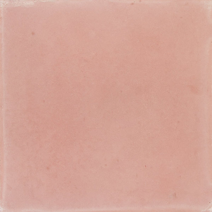 "Rose Pink Carocim Tile (8"" x 8"") (pack of 12)"