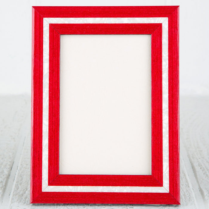 "Rosso Picture Frame (4x6"")"