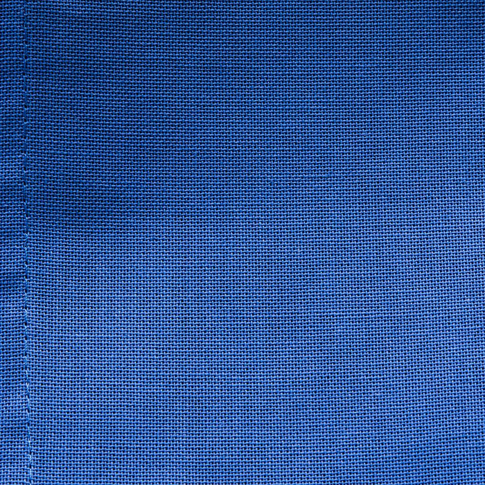 "Royal Blue 100% Cotton Single Stitch Napkin (17"")"