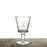 Royal Crown Wine Glass, Clear