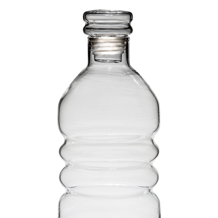 Rubber Stopper Bottle (1L)