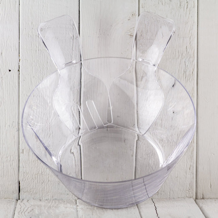 Salad Bowl with Servers