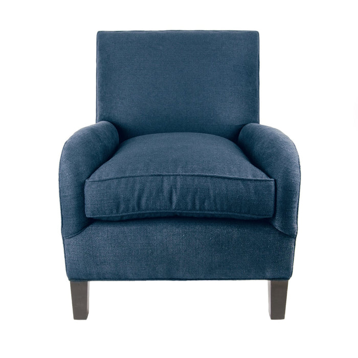 Sea Spray Linen Upholstered Chair
