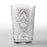 Silver El Kef Moroccan Tea Glass (Small)