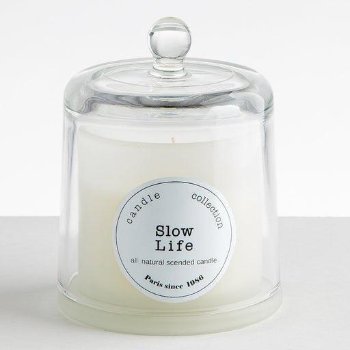 Slow Life Luxury Scented Candle (50hr)