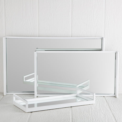Small Bexley Mirror Tray