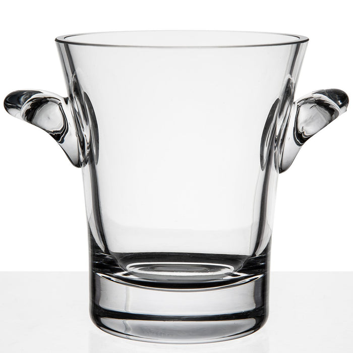 Small Glass Ice Bucket