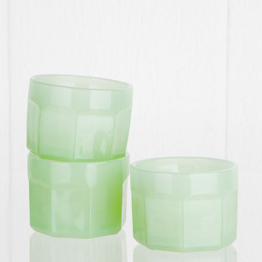 Small Opaque Paola Tumblers