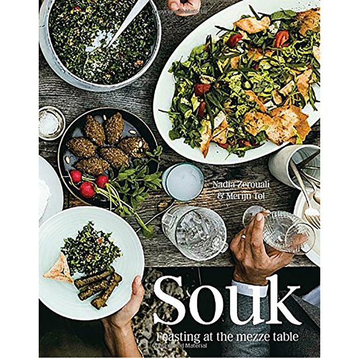 Souk- Feasting at the Mezze Table