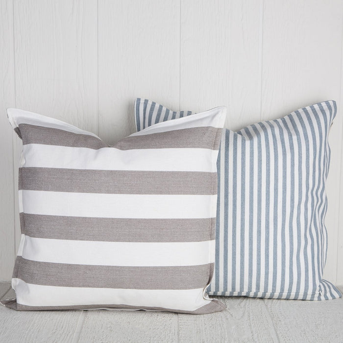 Striped Abbot Pillows