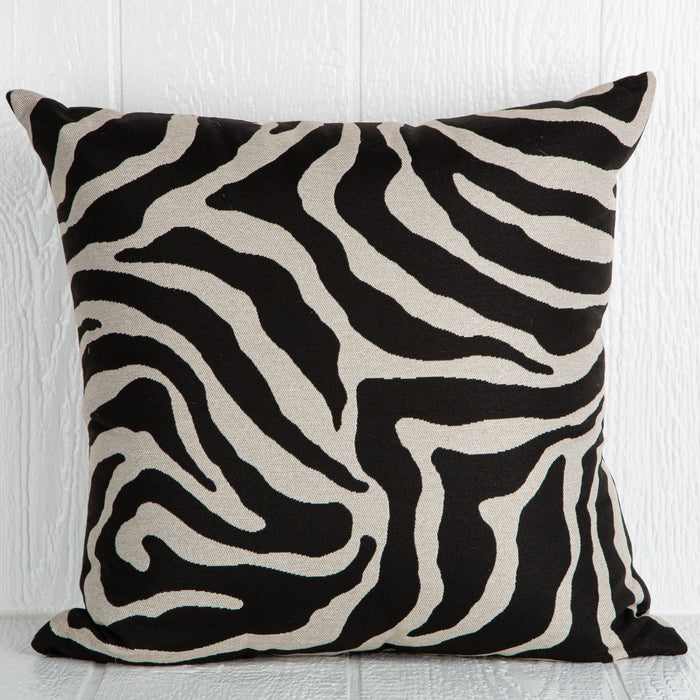 Surf Zebra Pillow