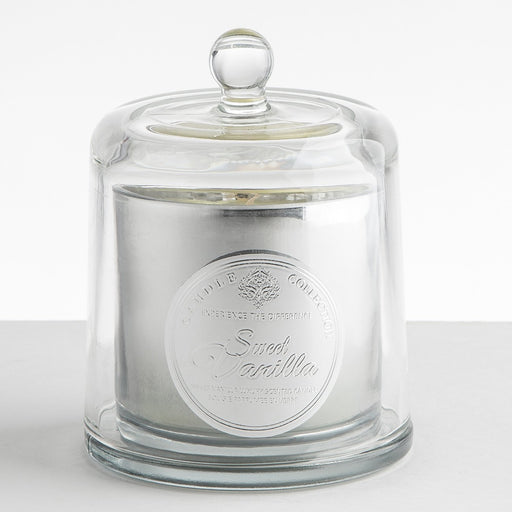 Sweet Vanilla Luxury Scented Candle (50hr)