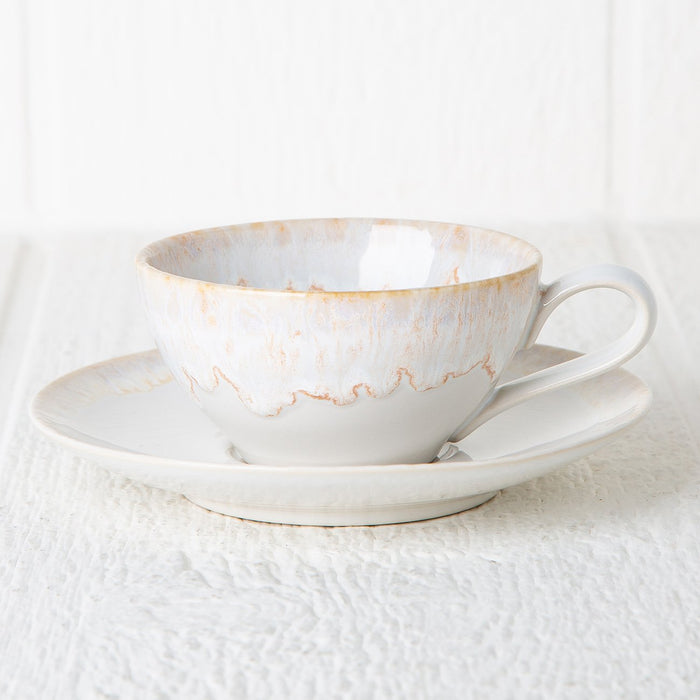 Taormina Teacup and Saucer