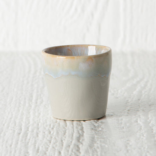 Taupe Grey 2oz Mini Expresso Cup