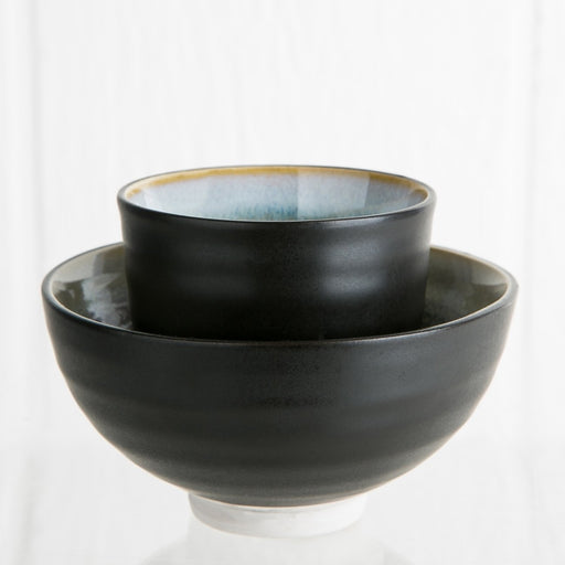 Traditional Ikku Bowl & Teacup