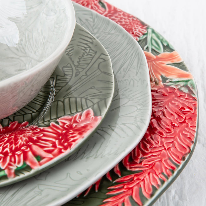 Tropical Dinner Plate