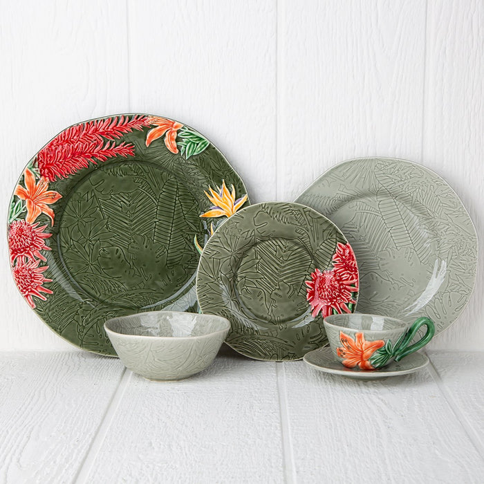 Tropical Dinnerware