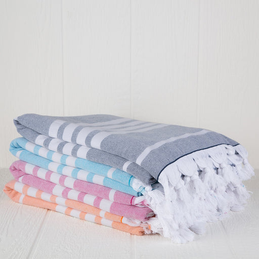 Turkish Ohana Towels