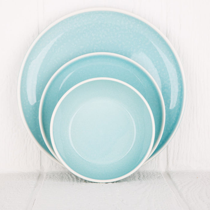 Turquoise 60's Bowl