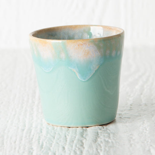 Turquoise 6oz Lungo Cup