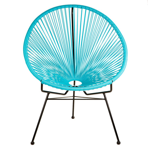Turquoise Acapulco Chair