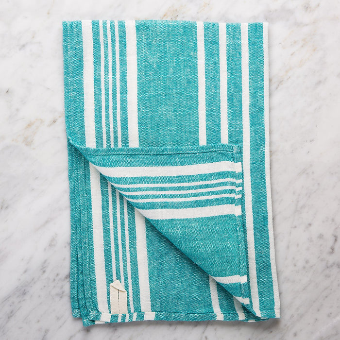 Turquoise Avril Kitchen Towel