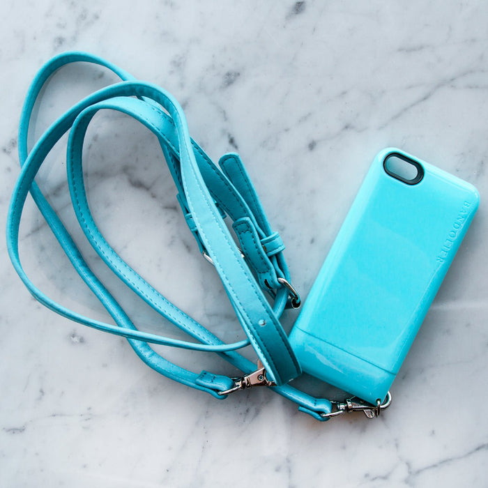 Turquoise Iphone 5 / 5S Shelby Case