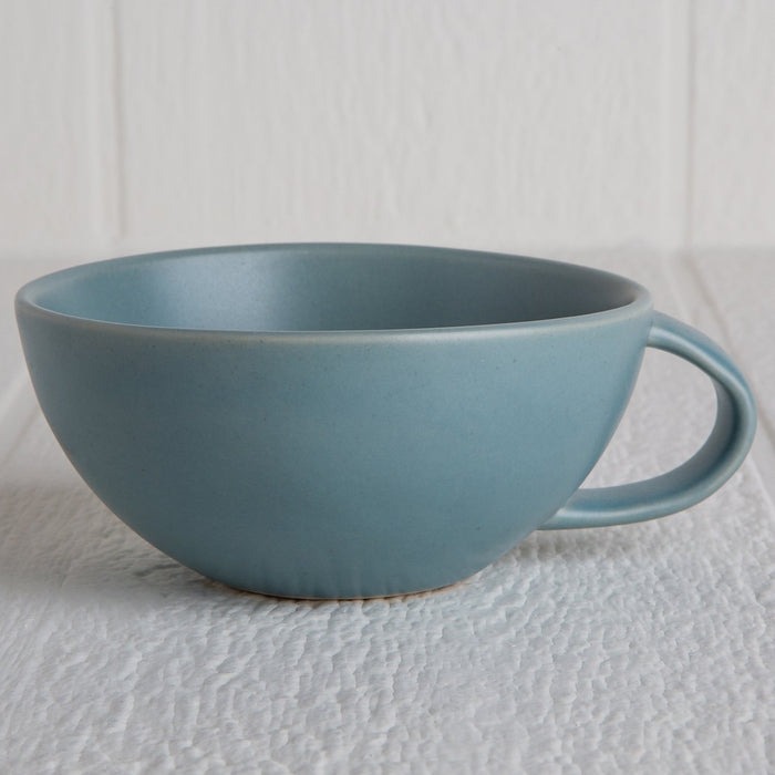 Turquoise Lea Coffee Cup