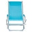Turquoise Rocking Lounge Chair