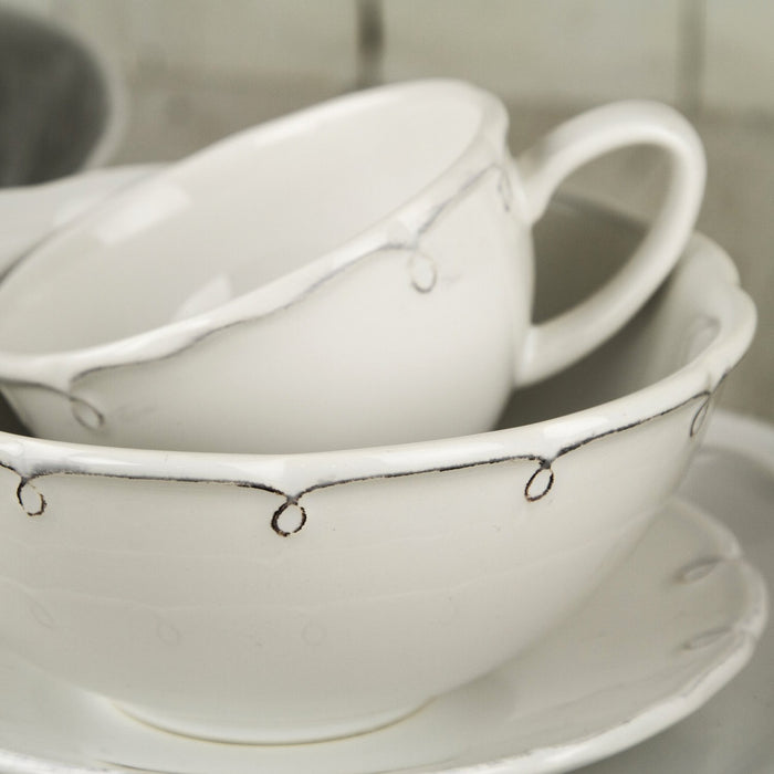 Victoria Cup and Saucer
