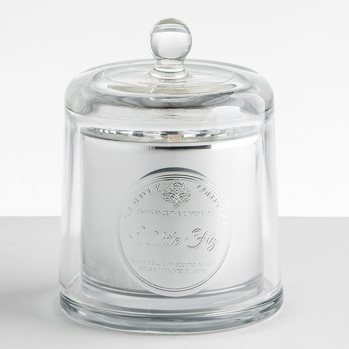 White Fig Luxury Scented Candle (50hr)