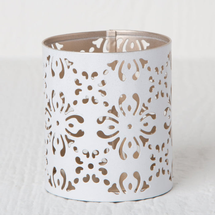 White Iron Votive