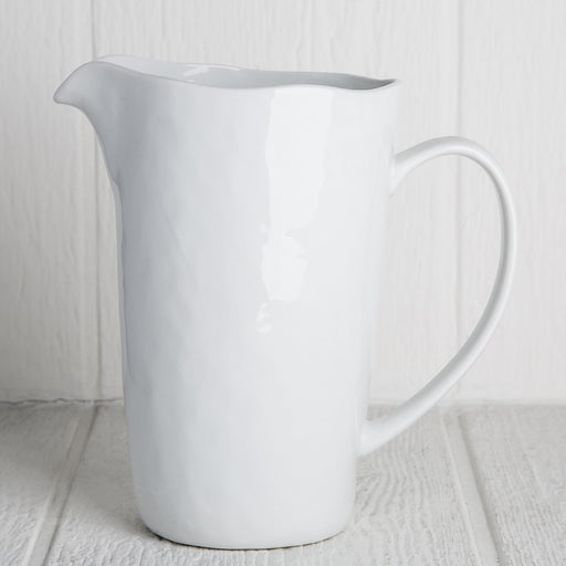 White Niall Pitcher