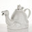 White Porcelain Camel Tea Pot