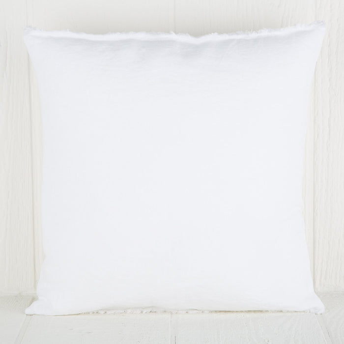 White Viti Pillow