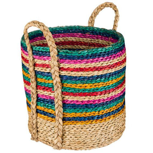 Woven Seagrass Basket (Large)