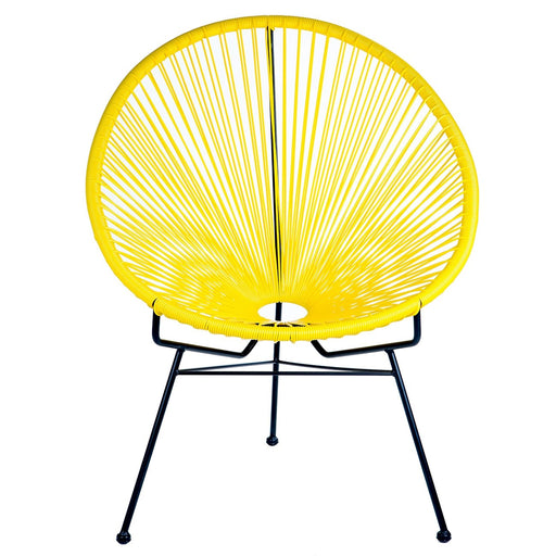 Yellow Acapulco Chair