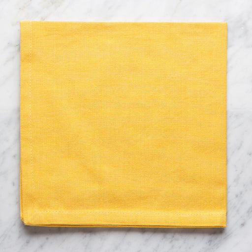 Yellow Ari Cotton Napkin
