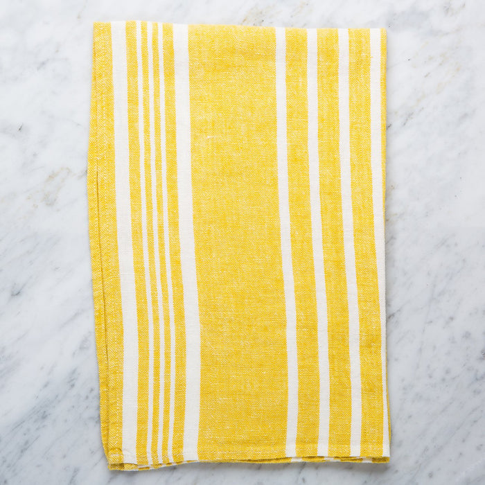 Yellow Avril Kitchen Towel