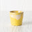 Yellow Stoneware 2oz Mini Expresso Cup