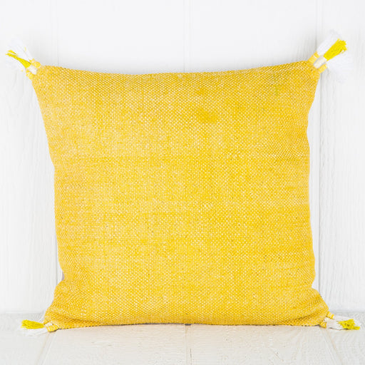 Yellow Yoko Pillow