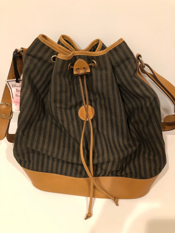 Fendi Vintage Bucket Bag