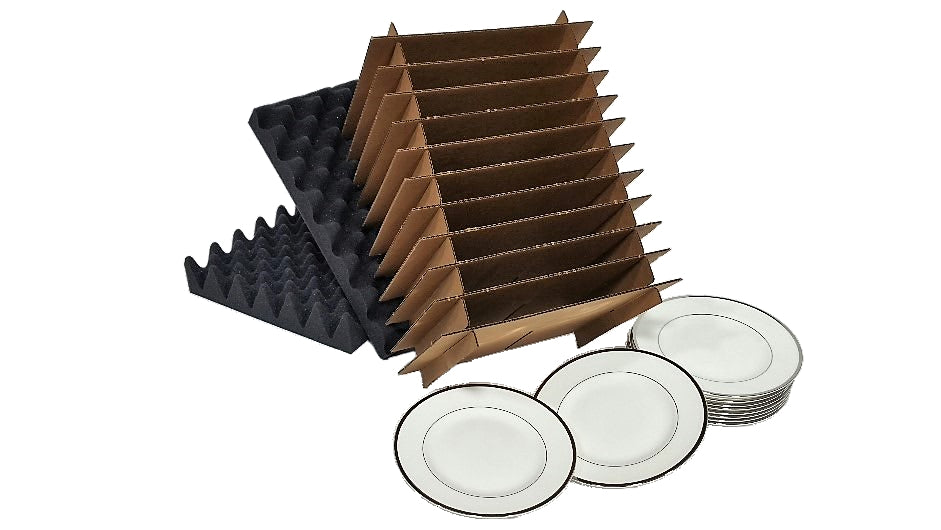 Kitchen Dish Pack Kit for up to 9