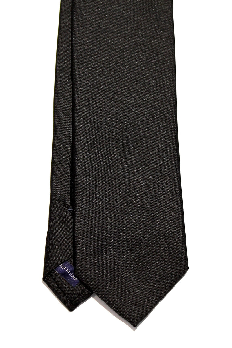 Plain Silk - Black