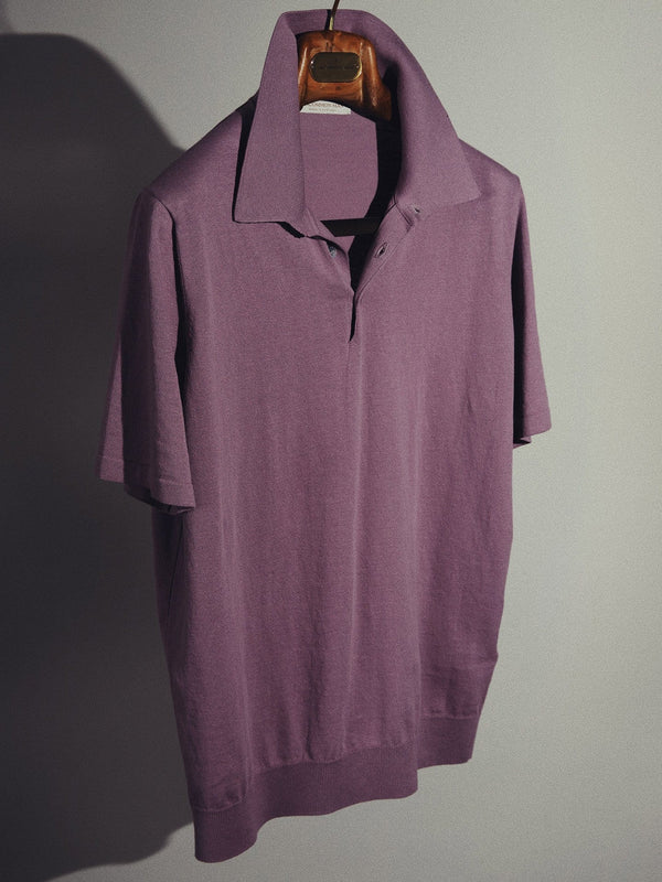 S/S Melanzana Cotton Polo