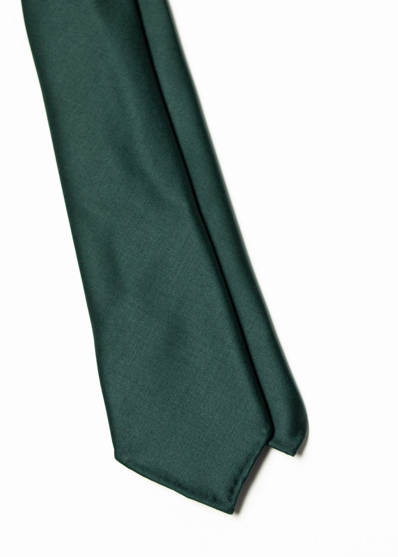 Seven Fold Wool - Dark Green