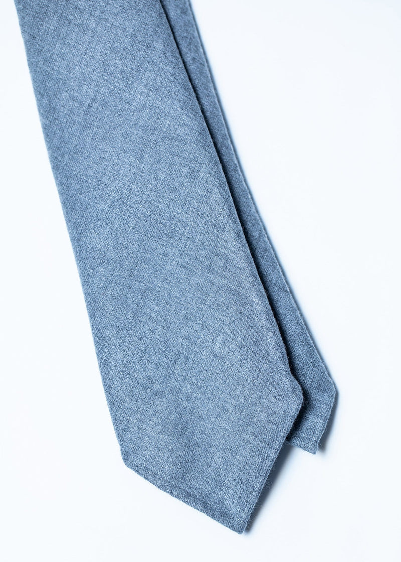Seven Fold Flannel - Light Blue