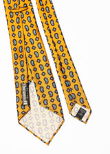 Seven Fold Tie - Yellow